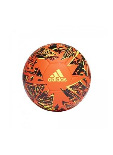 adidas Gk3497-U Messı Mını Erkek Futbol Topu Turuncu Siyah